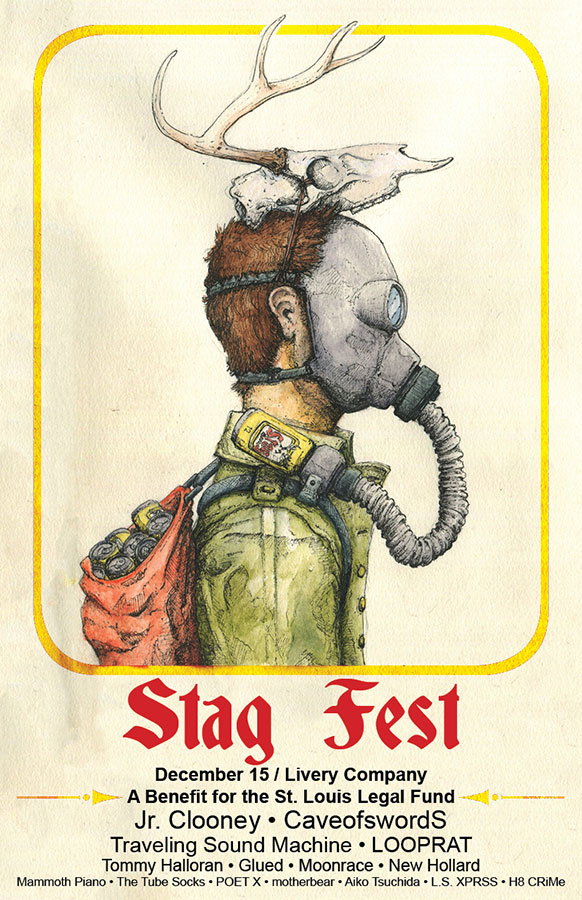 stagfest poster